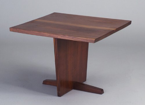 13: Fine GEORGE NAKASHIMA walnut Minguren end