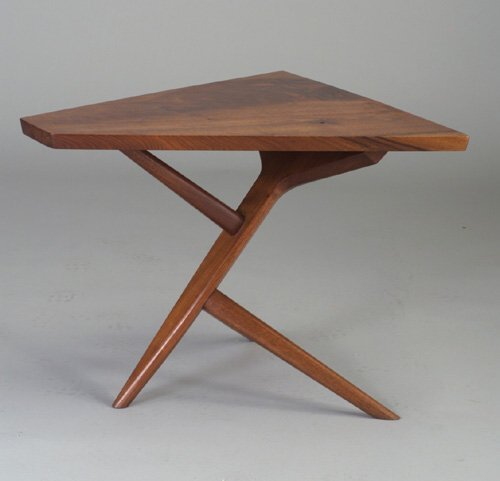 14: Fine and rare GEORGE NAKASHIMA walnut Con
