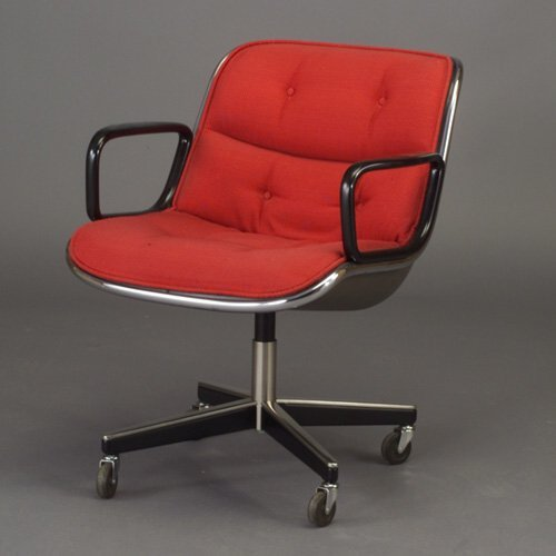 521: CHARLES POLLACK for KNOLL Executive offi