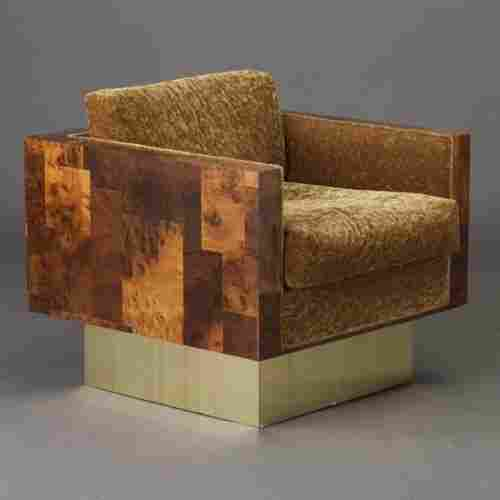 PAUL EVANS for DIRECTIONAL cube chair wi