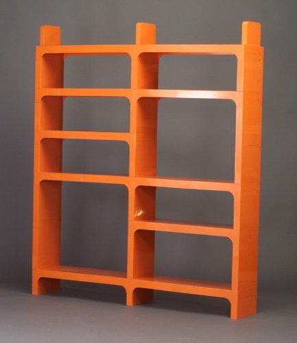 819: OLAF VON BOHR for KARTELL modular shelf