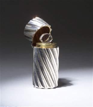 SAMPSON & MORDAN scent bottle, circa 1882,