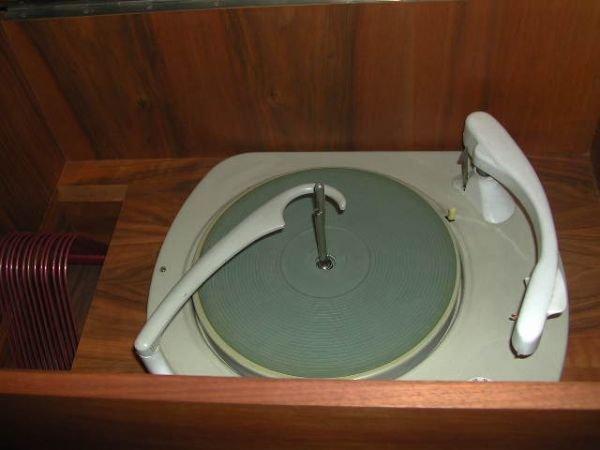 1419: DIETER RAMS/BRAUN Model MM4 Hi-fi stereo unit wit - 3