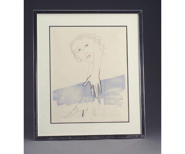 369: MAN RAY (American, 1890-1976) lithograph
