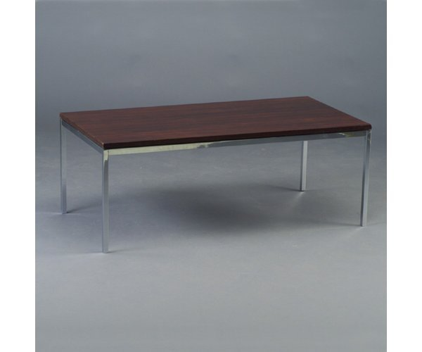 507: FLORENCE KNOLL for KNOLL coffee table wi