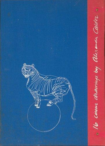 "617: Alexander Calder, ""Calder's Circus"", 1964, portfol - 2"