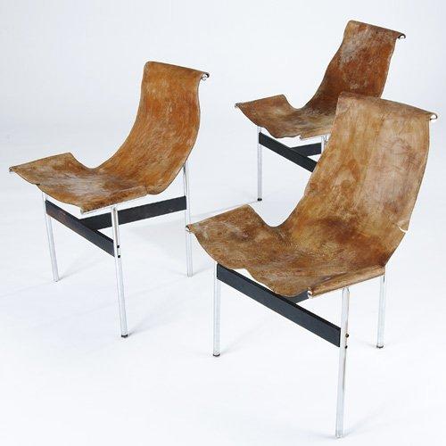 1399: KATAVOLOS, LITTELL & KELLEY/LAVERNE Four T chair