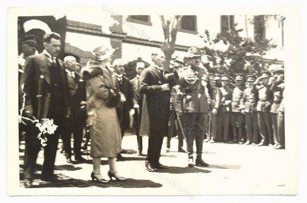14: Mustafa Kemal Ataturk with Afghan King Emanullah