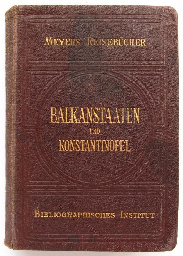47: Meyers - Balkanstaaten Guide