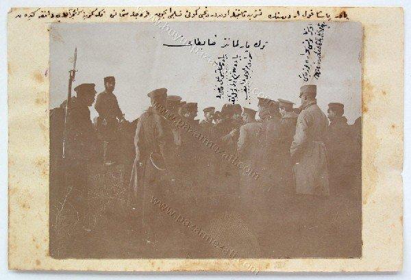 226: Balkan Wars Document Photo