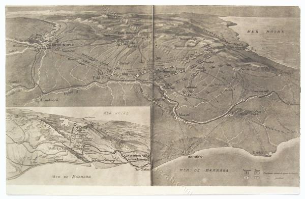 227: Balkan Wars Document Photo