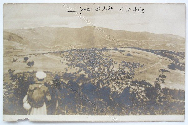 230: Balkan Wars Document Photo