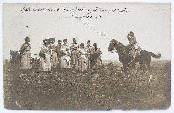 231: Balkan Wars Document Photo