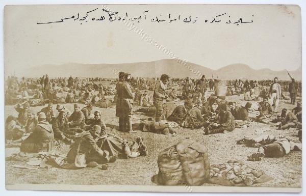 234: Balkan Wars Document Photo