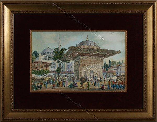 583: Antoine Ignace Melling, (1763-1831) original color