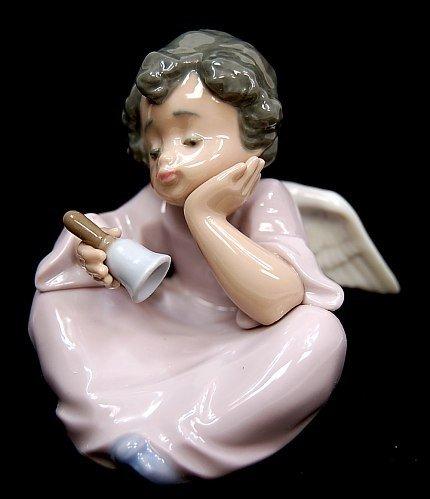 "7: Lladro #5723 entitled ""Heavenly Chimes"""