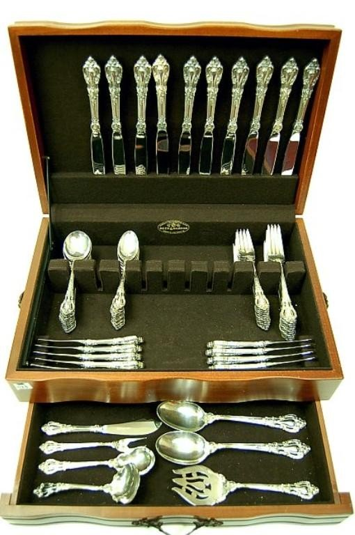 """Eloquence by Lunt Sterling Silver Cream// Round Soup Spoon 6.25/"""""""