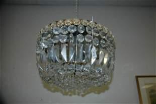 Vintage 3 Light Ceiling Chandelier