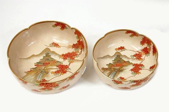 24: Satsuma bowls