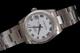 102: Scarce Rolex Quickset midsize