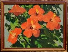144 Jane Peterson 18761965 oil