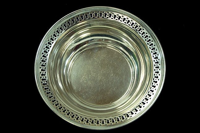 2: Tiffany & Co. sterling bowl