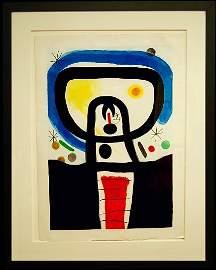 "130: Joan Miro ""Equinoxe"""