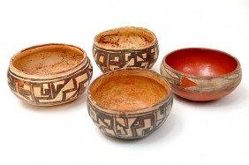 RARE Kiva Hand Made Ceremonial Bowls