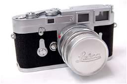 106: 1954 Leica M3 camera