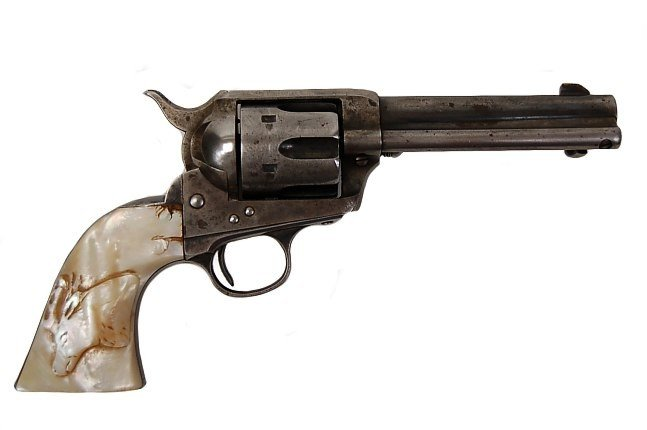 120: Colt SAA single action 1871 Army
