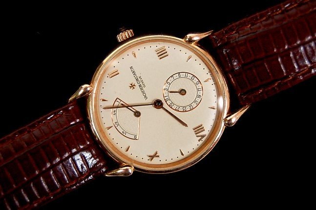 130: Vacheron Constantine men's watch