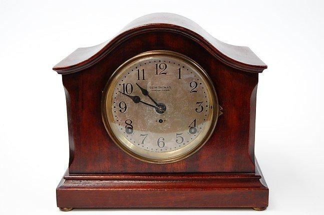 5: Antique Seth Thomas #51 Sonora clock