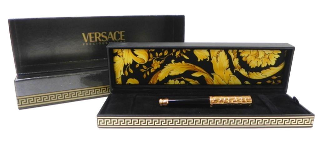 1: New Giani Versace fountain pen