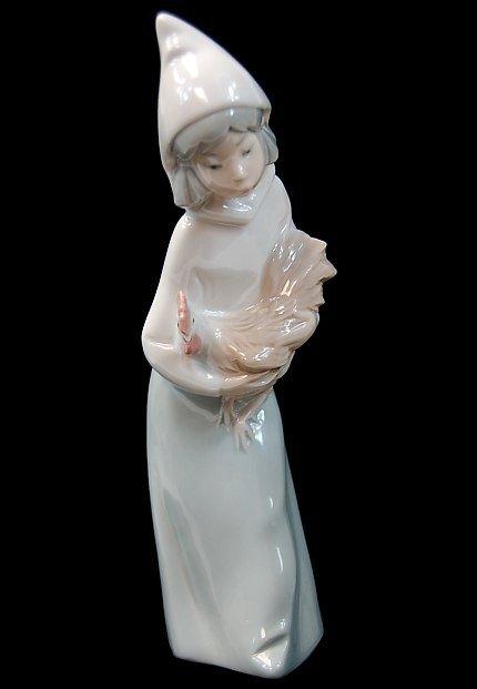 4: Lladro 4677 figurine