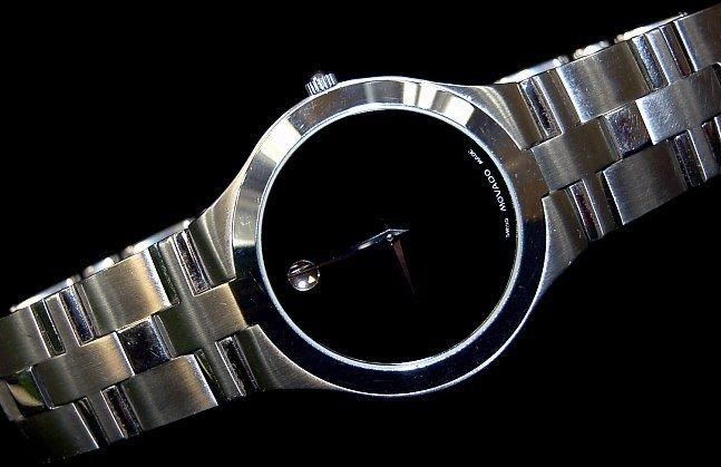 21: Movado man's watch 84 g2 1899
