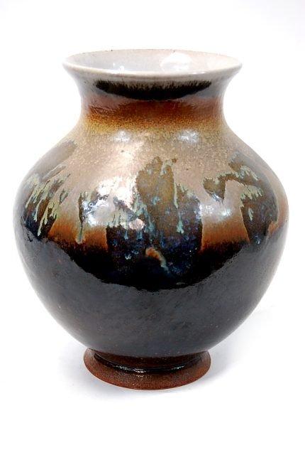 15: Schinkel Art Pottery vase