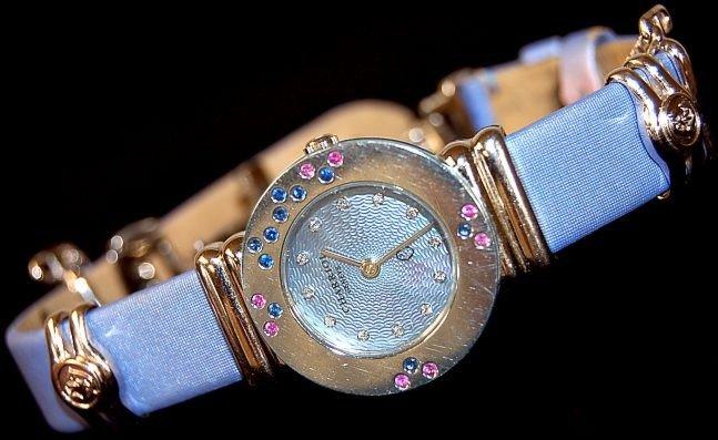 33: Phillipe Charriol St. Tropez lady's watch
