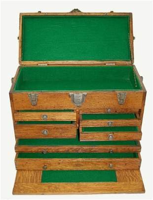Gerstner machinists tool box