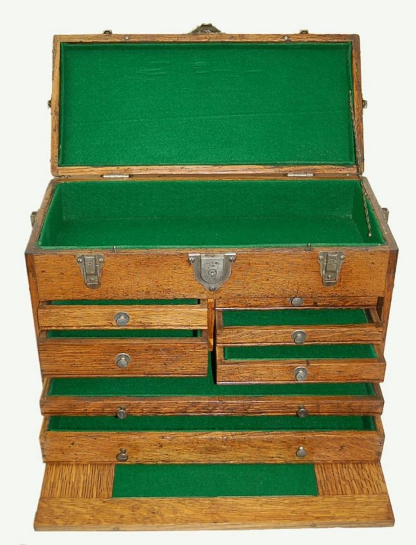 11: Gerstner machinists tool box