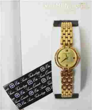 """Lady's Raymond Weil watch model 5806-2 """"Tango"""""""