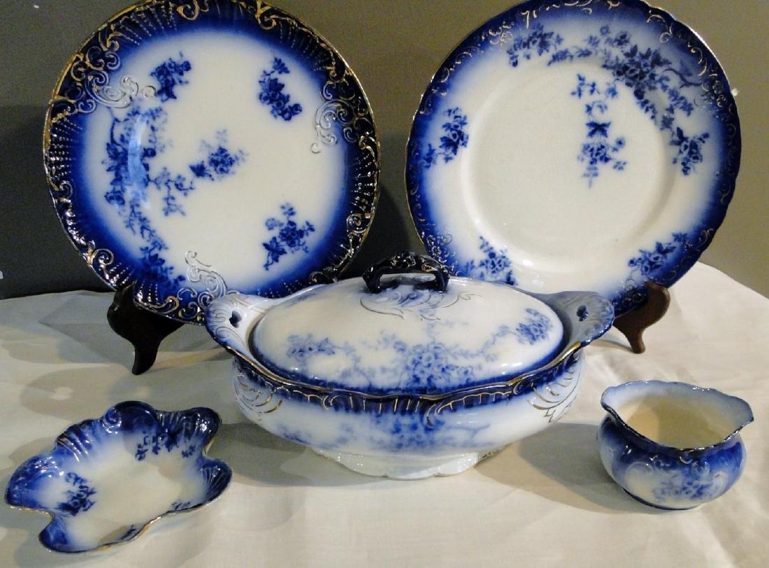 Flow Blue La Belle China Group