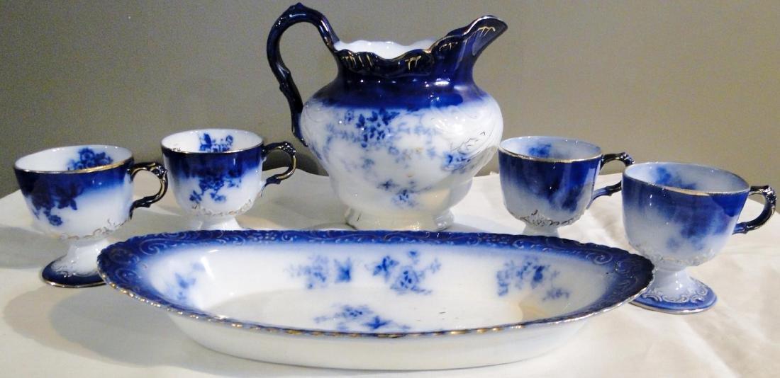 Flow Blue La Belle China Group - 2