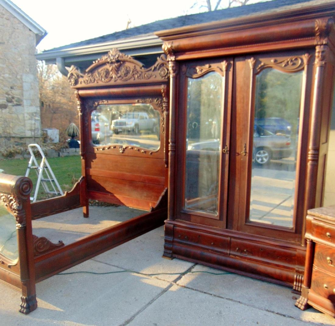 Victorian Bedroom Suite Dirty Helen Milwaukee - 10