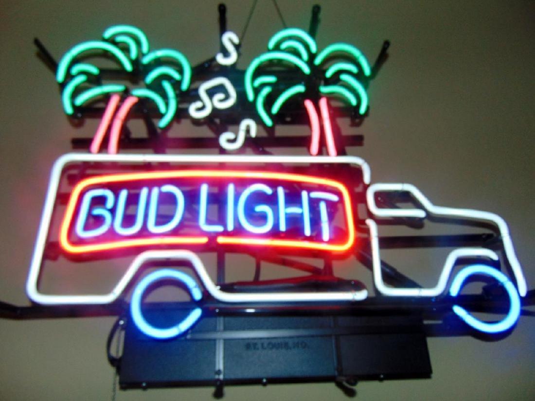 Bud Light Beer Neon Sign