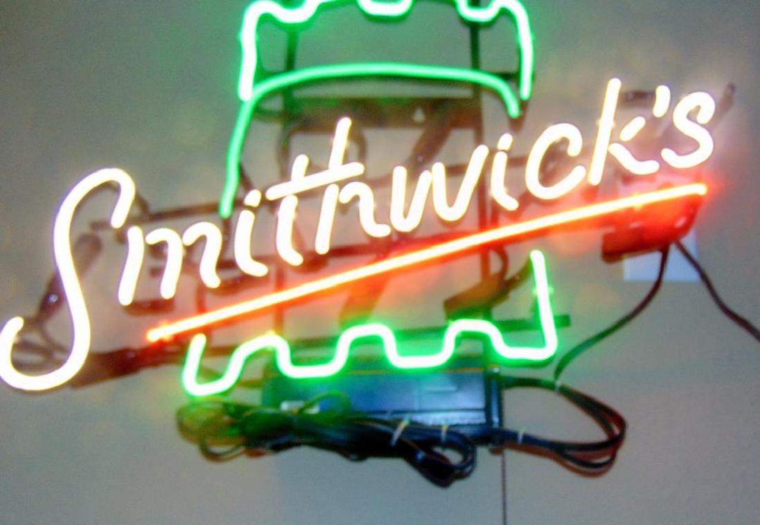 Smithwick's Beer Neon Sign