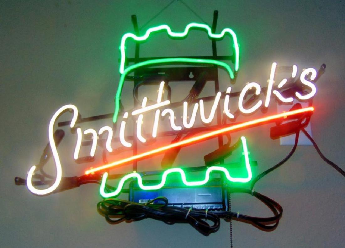Smithwick's Beer Neon Sign - 2
