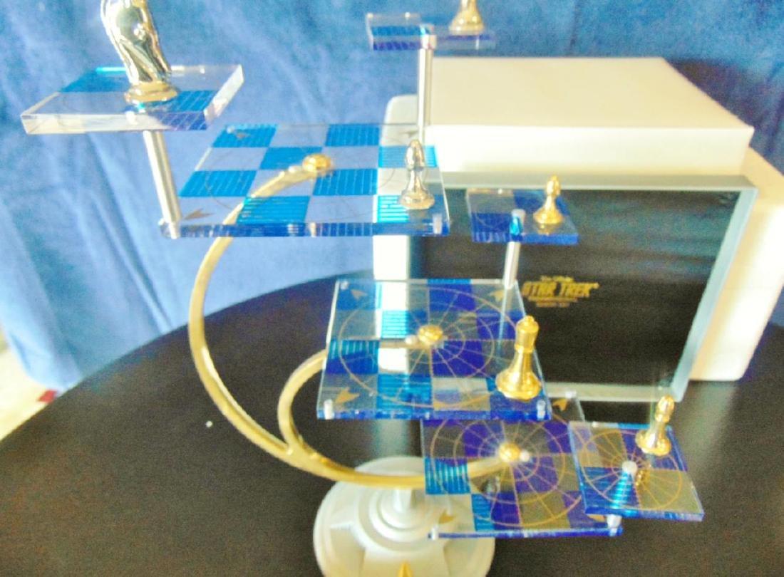 Star Trek Dimensional Chess Set - 3