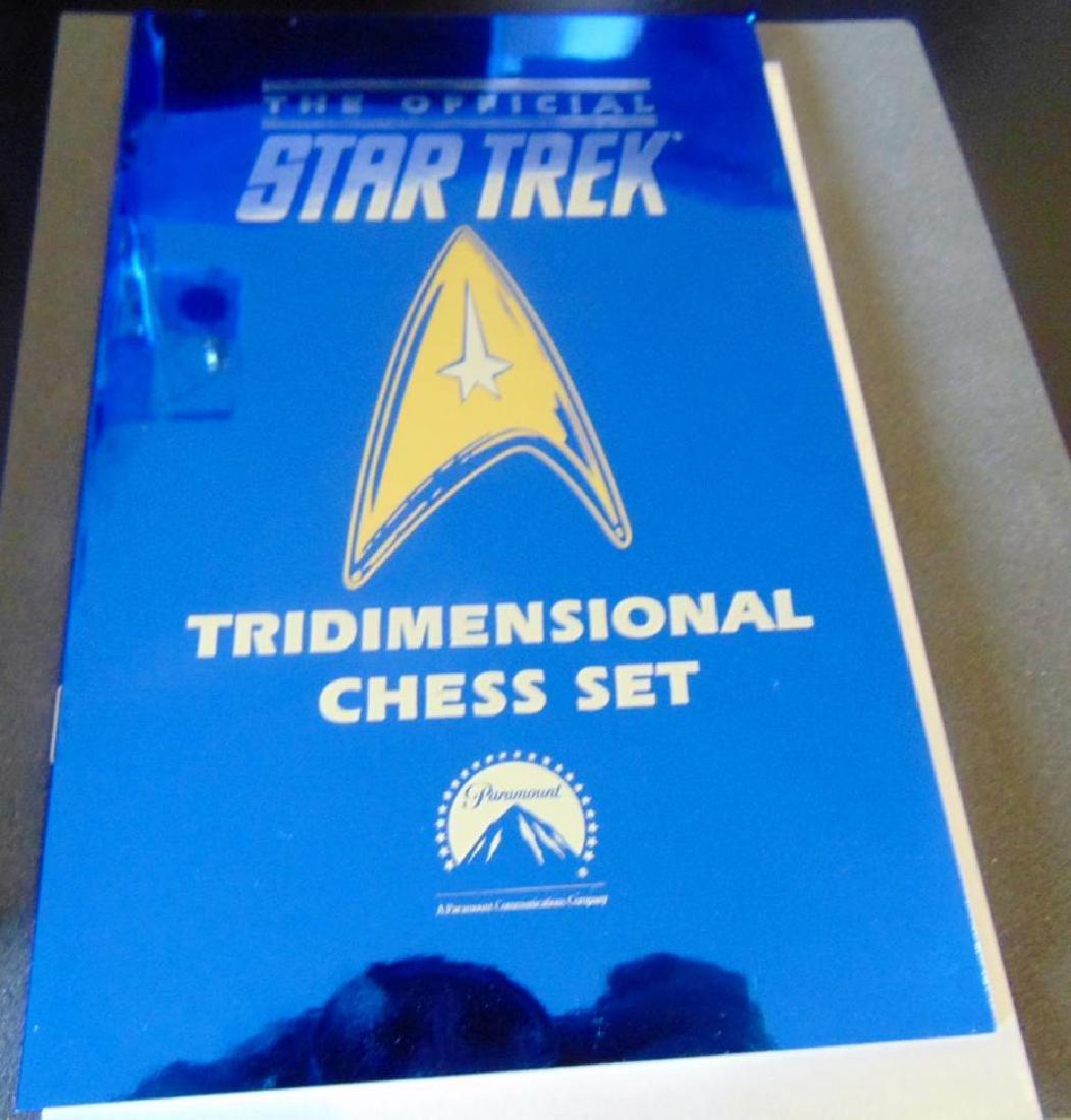 Star Trek Dimensional Chess Set - 4