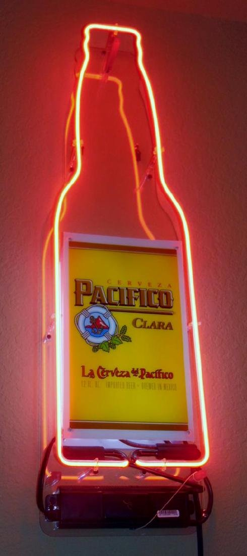 Pacifico Beer Neon Sign - 2