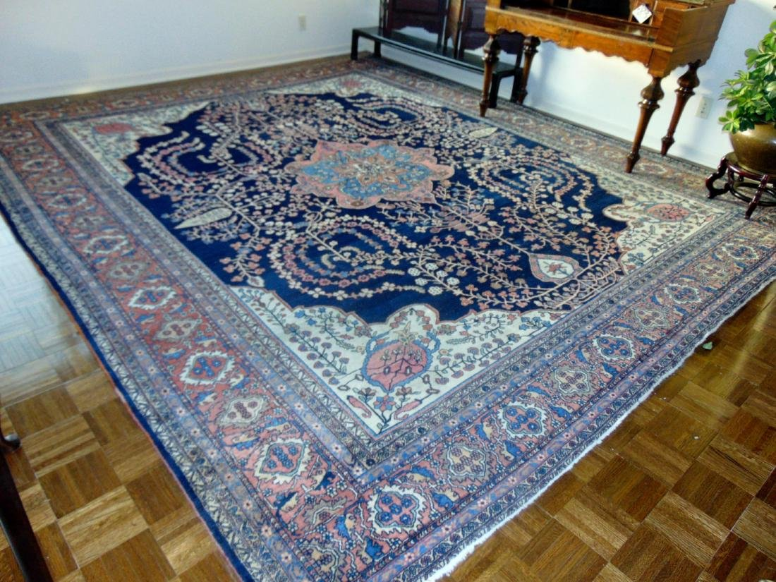 Antique Iranian Rug